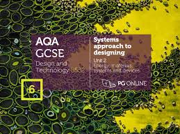 Design And Technology Online Aqa Gcse 6 Systems Approach To Designing Design And