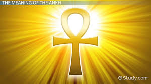 an egyptian ankh meaning symbol