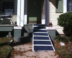 here s another fairly simple diy dog ramp from fox brie this was created for less than 40 and it looks fantastic this is a great project for someone