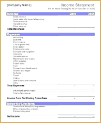 Operating Expense Template Free Excel Spreadsheet Templates Sales Expenses Template Sales Vs