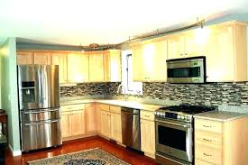 refinish kitchen cabinets cost refinishing of cabinet refacing remodel estimate