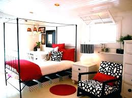 black and white bedroom decorating ideas. Shocking Red And White Bedroom Decorating Ideas Black Gold