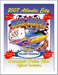 NJPPC Atlantic City Poker Run Invites are NOW AVAILABLE!! - Speedwake 2.0