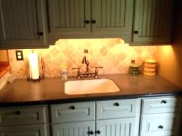 picturesque battery operated undercabinet lighting kitchen