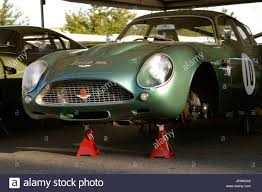 1962 Aston Martin DB4 GT Zagato at Goodwood Revival, Sussex, UK ...