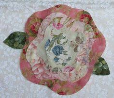 Frayed edge applique for French Roses   Quilts   Pinterest ... & Frayed edge applique for French Roses   Quilts   Pinterest   Therapy, Rose  and Patterns Adamdwight.com