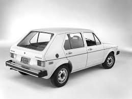 volkswagen rabbit. volkswagen rabbit (1977) - picture 3 of rear angle image resolution