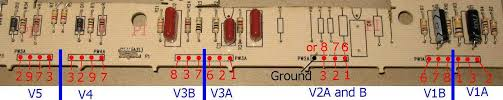 hoffman blues junior tube board blues junior tube board tube socket pin wiring diagram