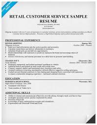 Resume Examples For Retail Sales Associate Retail Sales Associate Resume Examples Amazing Chronological