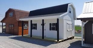 reliable storage barns and sheds that