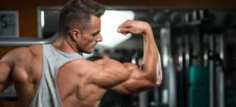 one heavy triceps workout per week is generally enough
