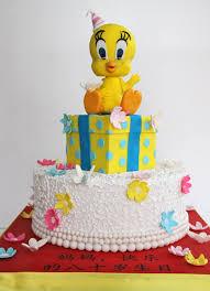 Tweety Bird Cake Designs Tweety Bird Cake