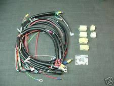 harley wiring harness motorcycle parts harley sportster wiring harness xlh 1992 93