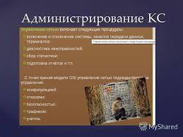 Презентация на тему Отчет по производственной практике Филиал  8 Администрирование КС
