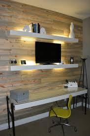 industrial modern office. Industrial Modern Office Desk. Steel Pipe Legs. Gloss White Finish. Custom Wood Inlay. Glass Top. T