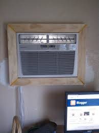fullsize of garage install wall ac unit leaking through wall ac unit ideas how to coverair