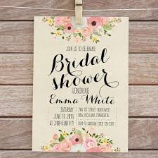 Free Bridal Shower Invite Templates Awesome Download Bridal Shower Invitation Templates Idea