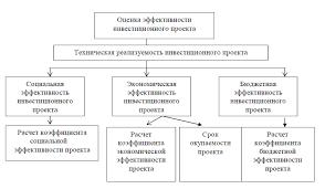 Инвестиционный проект бюджетная и социальная эффективность оценка  Инвестиционный проект бюджетная и социальная эффективность оценка реферат
