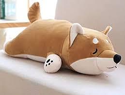 Buy New 45cm Dog <b>Stuffed Toy High Quality</b> Brown <b>Plush</b> toy ...