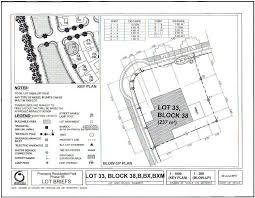 simple site development plan drawing landscape architecture sketches plans civil engineering property details