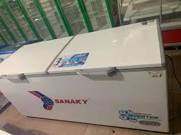 Thanh lý tủ đông 900 lít - sanaky -... - Điện Máy Cũ Thái Nguyên