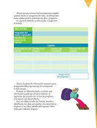 … niveles en español, seguro que pueden ayudarte mucho: Espanol Sexto Grado 2016 2017 Online Pagina 37 De 184 Libros De Texto Online