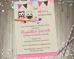 A Boy Funny Blue Owl Baby Shower InvitationsOwl Baby Shower Invitations For Boy