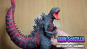 ปั้นชิน ก็อตซิลล่า SHIN GODZILLA - YouTube