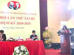 Đảng bộ Công ty CP Bánh kẹo Hải Hà tổ chức thành công Đại hội lần thứ  XXVIII, nhiệm kỳ 2020-2025 - Hoạt động của các tổ chức cơ sở đảng -