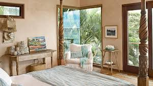 beach style bedroom source bedroom suite. This Maui Bedroom Is Full Of Island Style. The Ceiling\u0027s Exposed Rafters And Bamboo Ceiling Beach Style Source Suite