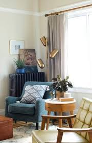 west elm mid century style in a nineth century cleveland home