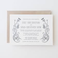 64 best letterpress images on pinterest wedding stationery Wedding Invitation Maker In San Pedro Laguna antiquaria art nouveau letterpress invitation letterpress invitationswedding