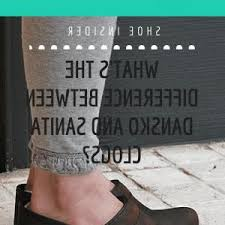 Sanita Shoe Size Conversion Chart Beautiful Sanita Koi Panther Print Clog Digibless