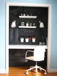 small furniture for small spaces. Tween Closet Workspace. \u201c Small Furniture For Spaces