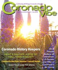 Tide Chart Coronado May 2018 Coronado Vibe Magazine By Coronado Publishing Issuu