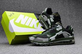 nike shoes air max. creative nike air max 2017. 8 kpu camouflage army green men\u0027s sport running shoes sneakers