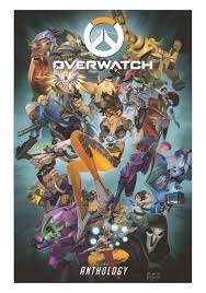 Overwatch Anthology Vol 1 Hardcover Book