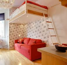 awesome loft beds with desk and couch. Beautiful Couch Throughout Awesome Loft Beds With Desk And Couch
