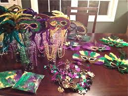 Mardi Gras Ball Decorations Magnificent DIY Mardi Gras Party Decor Under 32 Emily's Enchantments