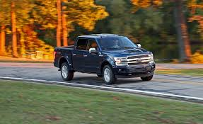 2018 Ford F-150 5.0L V-8 4x4 SuperCrew | Review | Car and Driver