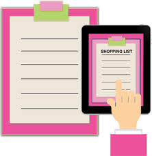 Pinterest Shopping List - Personalised By Thomasin Newton