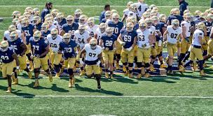 2016 Notre Dame Football Depth Chart Uhnd Com