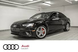 Pre-Owned 2019 <b>Audi</b> S4 SEDAN PROGRESSIV <b>BLACK</b> PACKAGE ...