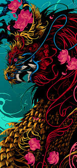 amoled #dragon #phone #iPhone #vertical ...