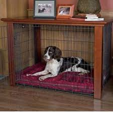 just found this dog crate furniture wood frame and metal dog crate orvis furniture style dog crates