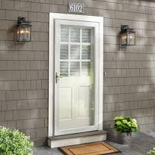 front doors with storm door. Storm Doors Front With Door O