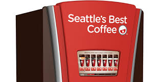 Seattle's Best Vending Machine Amazing Best Coffee Vending Machine Best In Travel 48