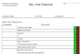 Employee Acknowledgement Form Template Employee Acknowledgement Form Template Hiring New Hire Ontario