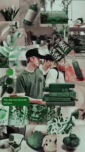 exo green aesthetic Image by they/them ...