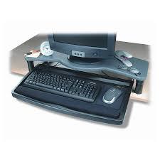 smartfit desktop keyboard drawer